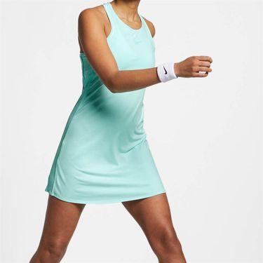 Nike Court Dry Dress - Teal Tint/White