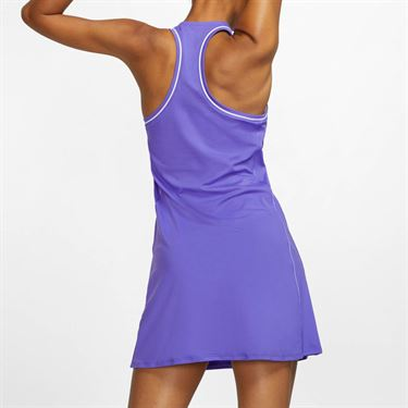 Nike Court Dry Dress - Psychic Purple/White