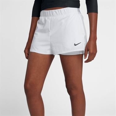 Nike Court Flex Short - White