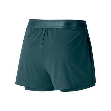 Nike Court Flex Short Womens Dark Atomic Teal/White 939312 300
