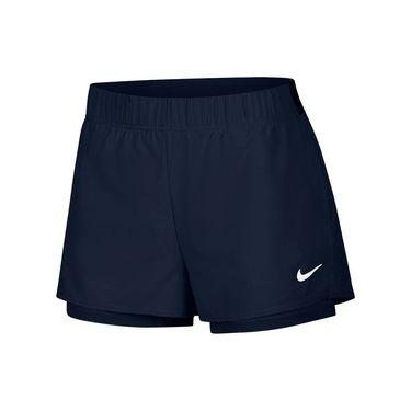 Nike Court Flex Short Womens Obsidian/White 939312 451