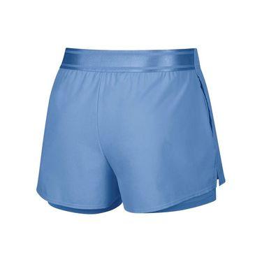 Nike Court Flex Short Womens Royal Pulse/White 939312 478