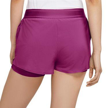 Nike Court Flex Short Womens Cactus Flower/White 939312 564