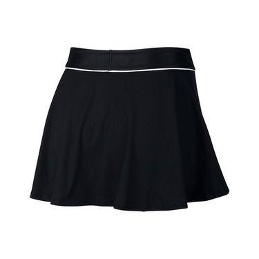 Nike Court Dry Flounce Skirt - Black/White