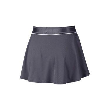 Nike Court Flouncy Skirt - Gridiron/White