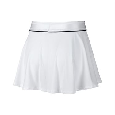 Nike Court Dry Flounce Skirt - White/Black
