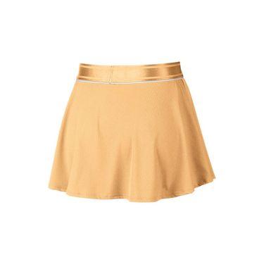 Nike Court Flouncy Skirt- Celestial Gold/White