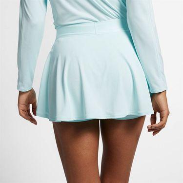 Nike Court Dry Flounce Skirt - Teal Tint/White
