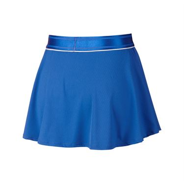 Nike Court Dry Flounce Skirt - Signal Blue/White
