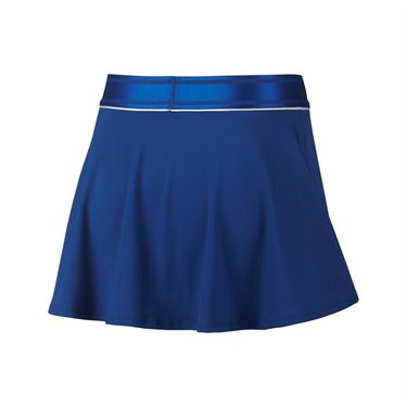Nike Court Dry Flouncy Skirt Tall - Indigo Force/White