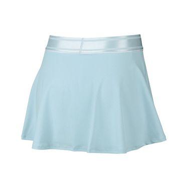 Nike Court Dry Flouncy Skirt - Topaz Mist/White