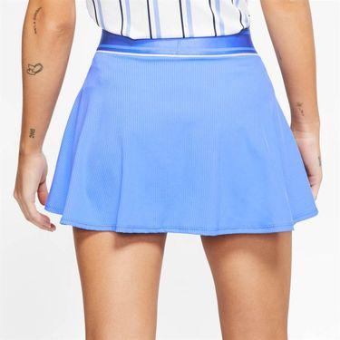 Nike Court Dri Fit Skirt Womens Royal Pulse/White 939318 478