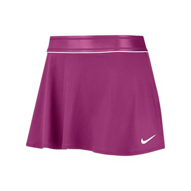 Nike Court Dri Fit Skirt Womens Cactus Flower/White 939318 564