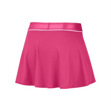 Nike Court Dri Fit Skirt Womens Vivid Pink/White 939318 616
