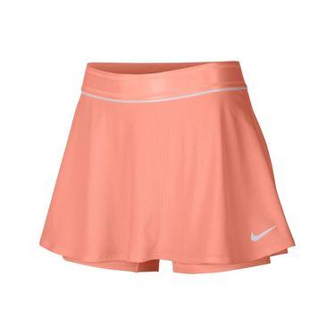 Nike Court Dri Fit Skirt Womens Sunblush/White 939318 655