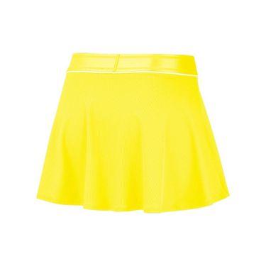 Nike Court Dri Fit Skirt Womens Opti Yellow/White 939318 731
