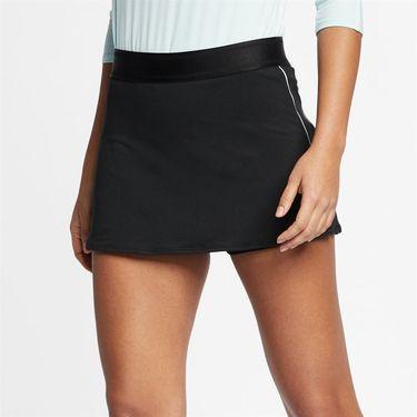 Nike Court Dry Skirt Tall - Black/White