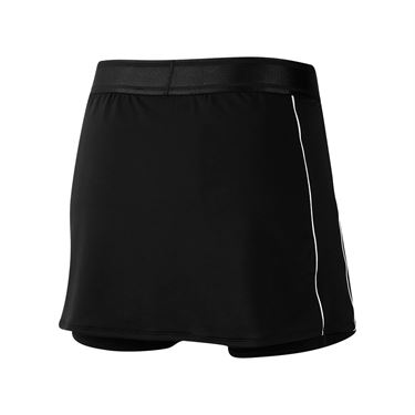 Nike Court Dri Fit Skirt Womens Black/White 939320 011