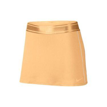 Nike Court Dry Skirt - Celestial Gold/White