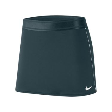Nike Court Dri Fit Straight Skirt Womens Dark Atomic Teal/White 939320 300