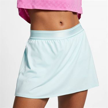 Nike Court Dry Skirt Tall - Teal Tint/White