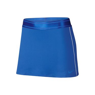 Nike Court Dry Skirt - Signal Blue/White