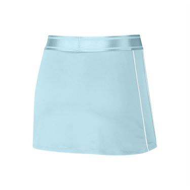 Nike Court Dry Skirt - Topaz Mist/White