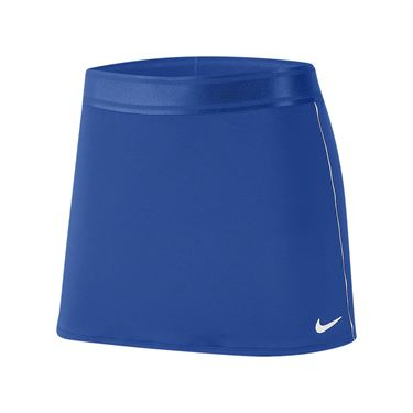 Nike Court Dri Fit Skirt Womens Game Royal/White 939320 480
