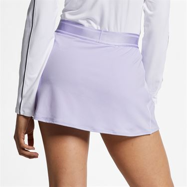 Nike Court Dry Skirt - Oxygen Purple/White