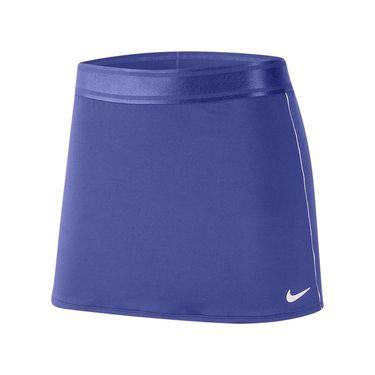 Nike Court Dri Fit Skirt Womens Rush Violet/White 939320 554
