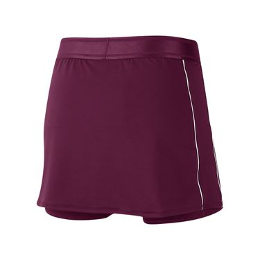 Nike Court Dri Fit Skirt Womens Bordeaux/White 939320 610