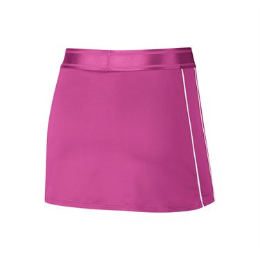 Nike Court Dry Skirt Tall - Active Fuchsia/White