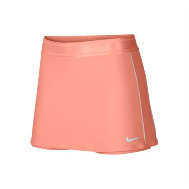Nike Court Dri Fit Skirt Womens Sunblush/White 939320 655