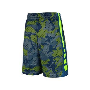 Nike Boys Elite Dry Short - Ocean Bliss/Black/Volt