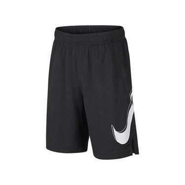 Nike Boys Dry Short - Anthracite/White