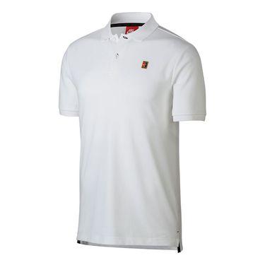Nike Court Heritage Polo - White