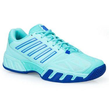 K Swiss Big Shot Light 3 Womens Tennis Shoe - Aruba/Dazzling Blue