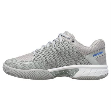 K Swiss Express Light Womens Pickleball Shoe Highrise/White 96563 072