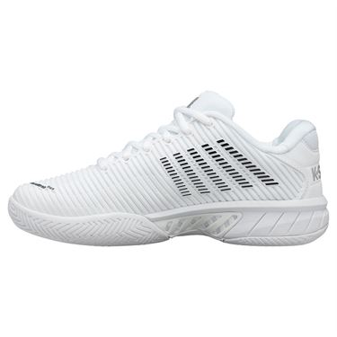 K Swiss Hypercourt Express 2 Womens Tennis Shoe White/Black 96613 102