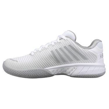 K Swiss Hypercourt Express 2 Womens Tennis Shoe Barely Blue/White/High Rise 96613 424