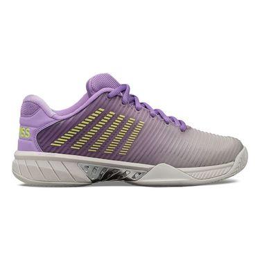 K Swiss Hypercourt Express 2 Womens Tennis Shoe Vapor Blue/Fairy Wren/Sharp Green 96613 464