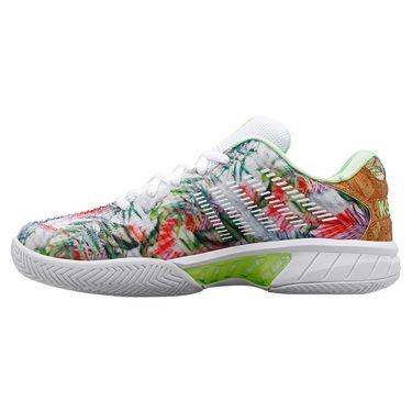K Swiss Hypercourt Express 2 LE Womens Tennis Shoe - Tropical