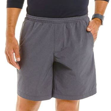 IBKUL Pull On Short Mens Charcoal 98000 CHA