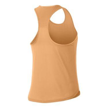 Nike Court Dry Slam Tank - Tangerine Tint