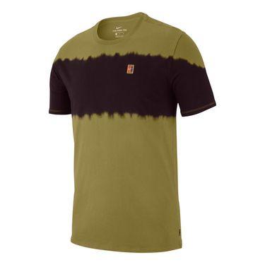 Nike Court Tee - Camper Green
