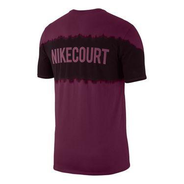 Nike Court Tee - Bordeaux