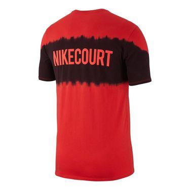 Nike Court Tee - Light Crimson