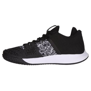 Nike Court Air Zoom Zero Mens Tennis Shoe - Black/White