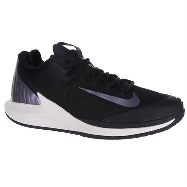 Nike Court Air Zoom Zero Mens Tennis Shoe - Black/Multi Color/Phantom/Psychic Purple