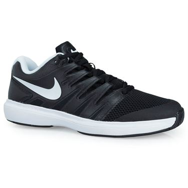 Nike Air Zoom Prestige Mens Tennis Shoe - Black/White